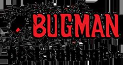 Bugman Pest Control Logo